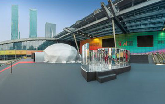 2018深圳国际家具展:打通四大产业 探索建筑家居未来